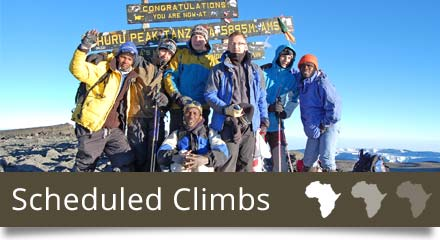 Scheduled-Kilimanjaro-Climbs