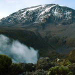 Karanga Camp on Kilimanjaro