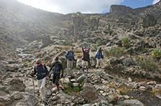 Umbwe Route Kilimanjaro