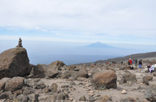 Northern circuit Kilimanjaro