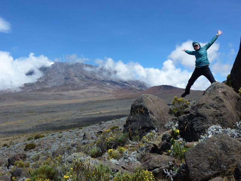 The fastest Kilimanjaro climb records